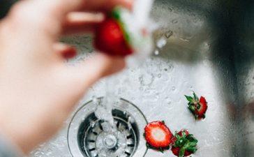 sink water
