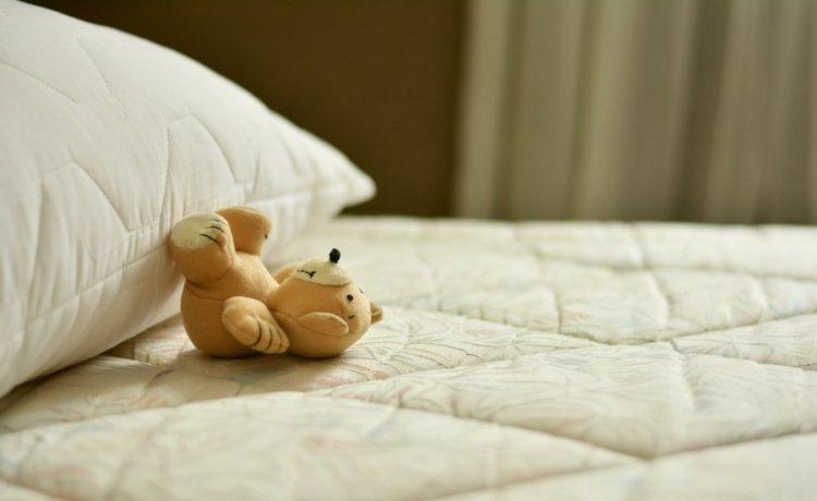 mattress sleeping